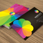 Glossy UV Coated Business Cards   Printing New York