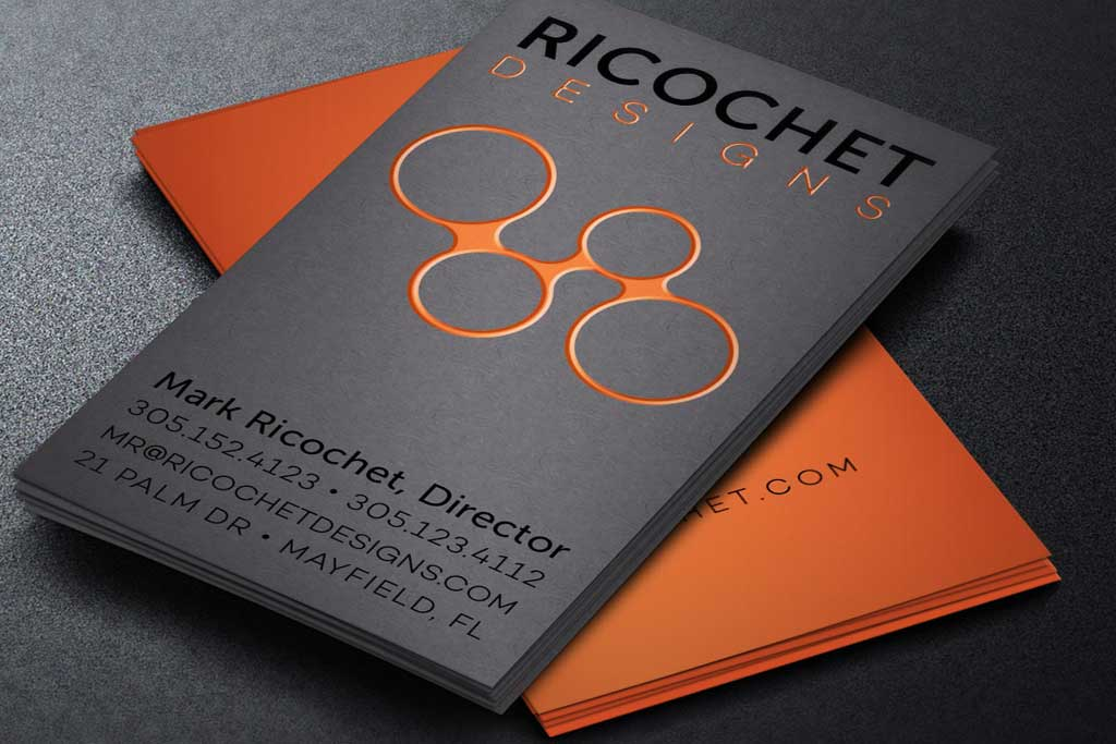 Uncoated Business Cards   Printing New York