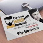 Barber Shop Postcard Inspiration   Printing New York