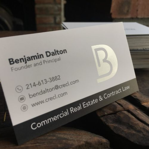 Benjamin Dalton   Projects Printed by Printing New York