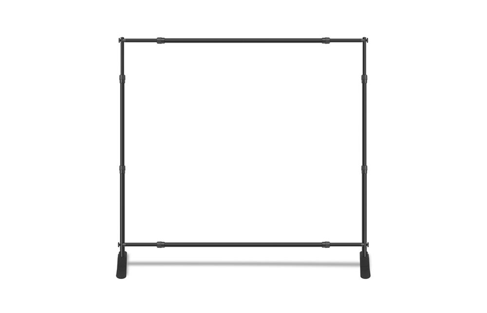 Step & Repeat Backdrop (Frame Only)